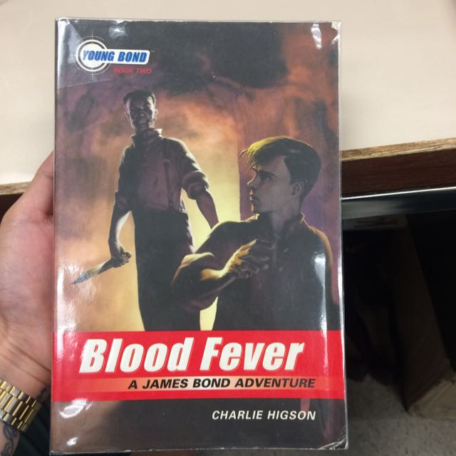 Blood Fever (A James Bond Adventure)
