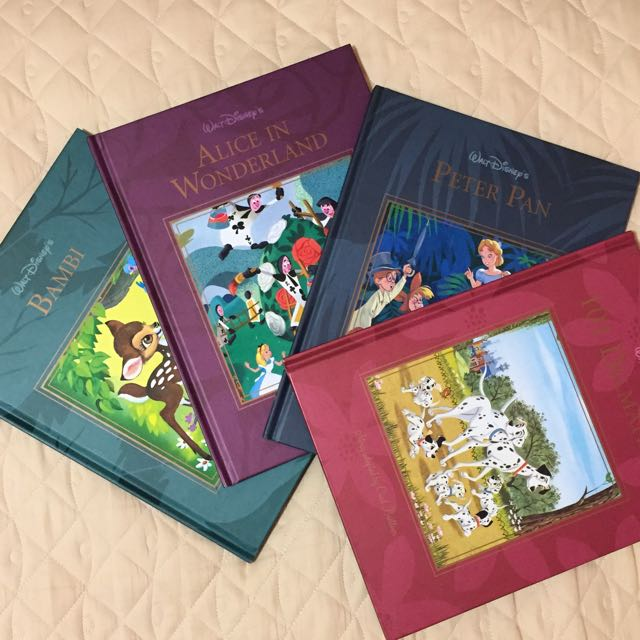 BRAND NEW | Disney A4 Picture Book Collection