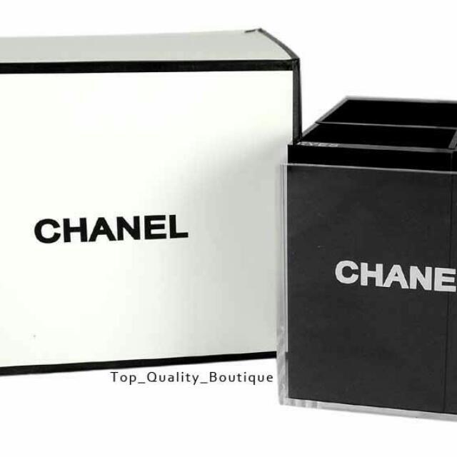 Chabel 珠寶,化妝品,百寶, 塑膠 盒黑色