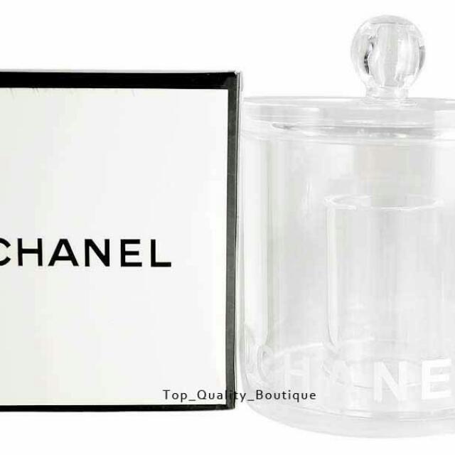 Chanel 透明圓型,棉花棒盒,珠寶盒,百寶盒……