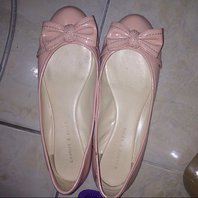Charles and Keith Flatshoes
