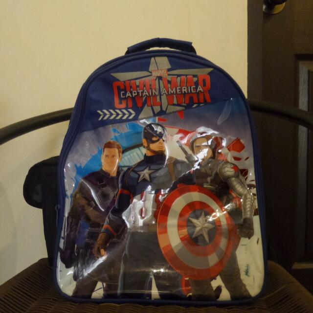 REPRICED!! Civil War Backpack