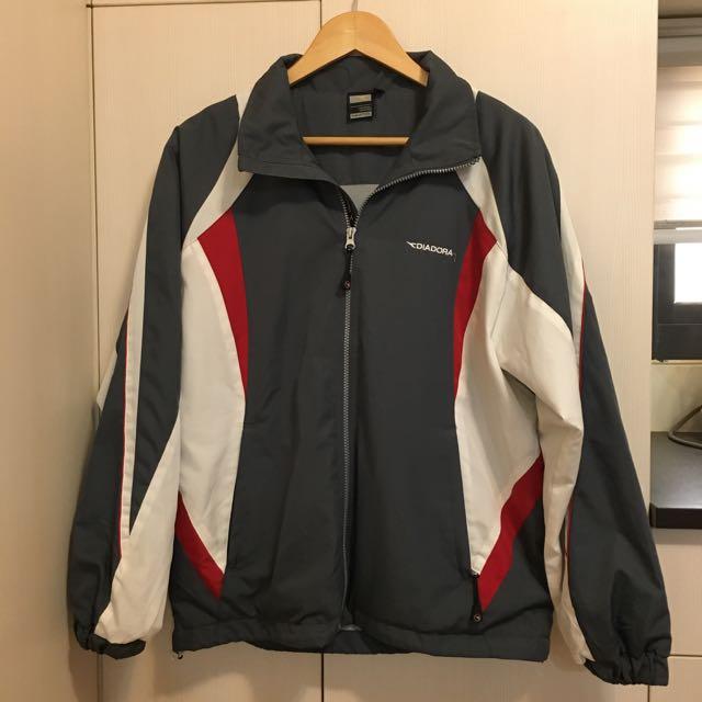 #你喜歡我送你~Diadora運動外套