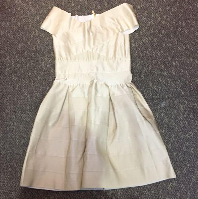Garterized Dress (Free Shipping)