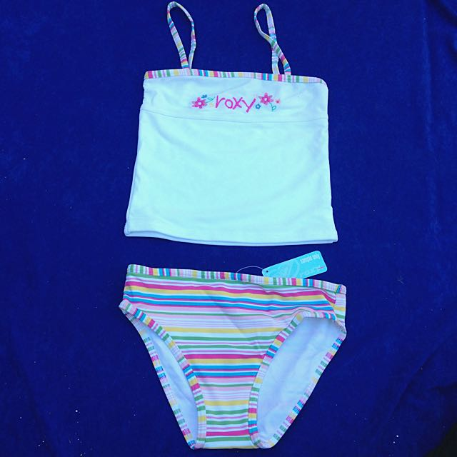 Girls Roxy Bathers