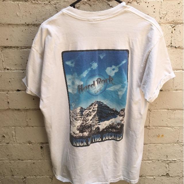 Hard Rock Cafe Denver T-shirt