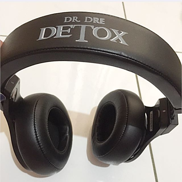 Headphone Beats Detox by Dr.Dre