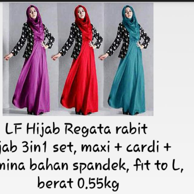 Hijab Regata Olshop Fashion Olshop Muslim Di Carousell