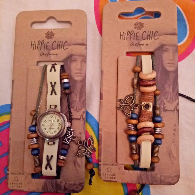 HIPPIE WATCH