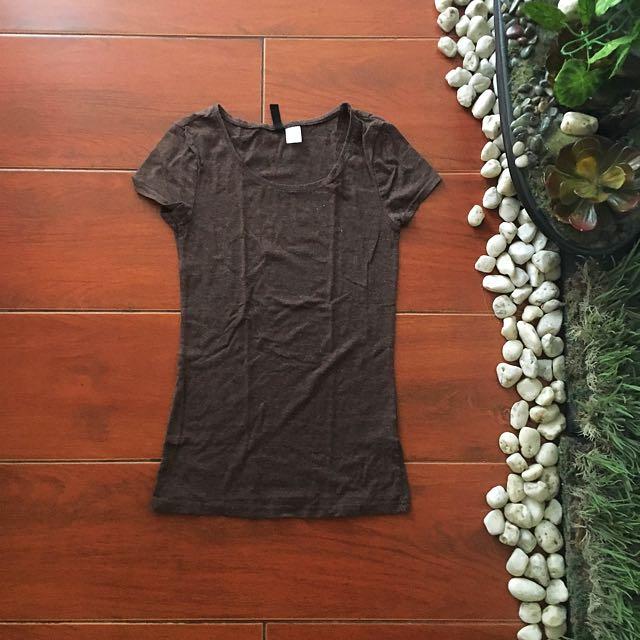 H&M Choco Shirt