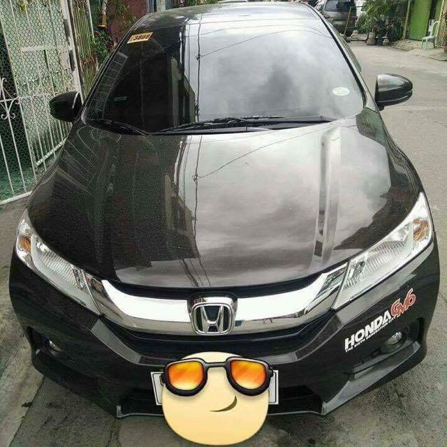 Honda City Vxi 2016 Top Of The Line