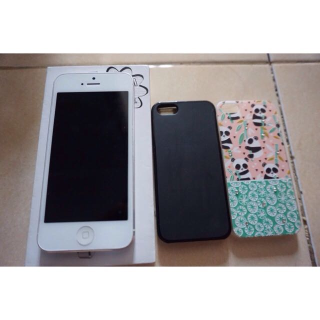 Iphone 5 64gb Fullset