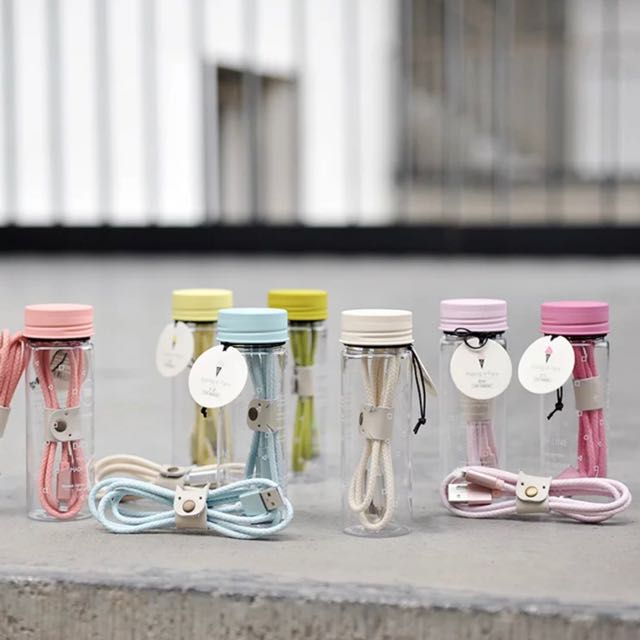 iPhone/ Android Macaroon Cable