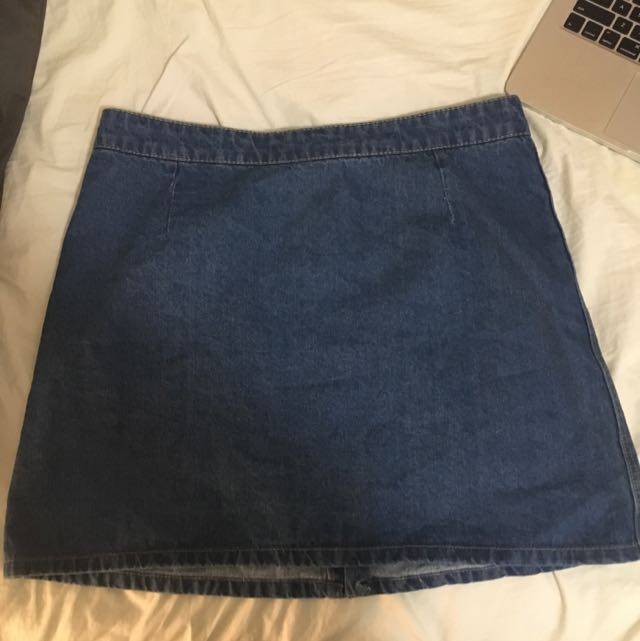Jay Jays Denim Skirt
