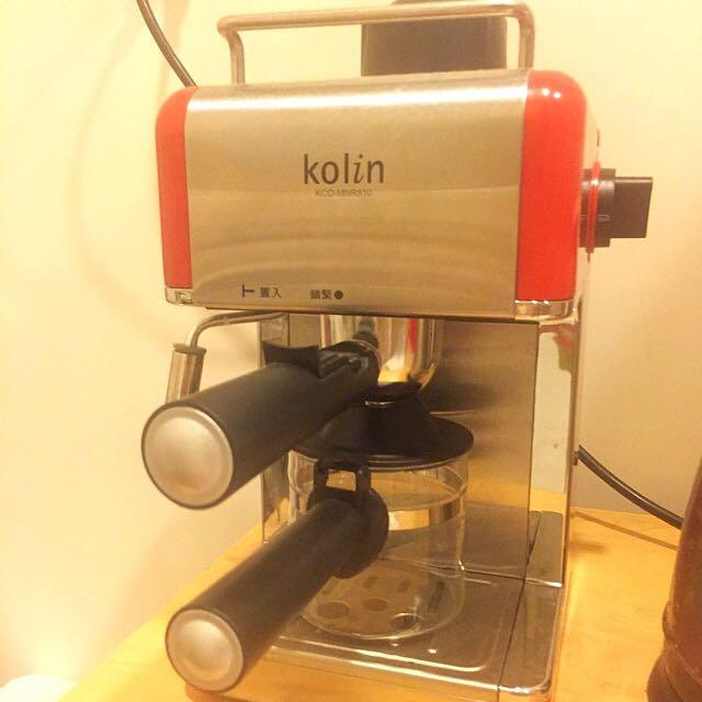 Kolin Coffee Machine 咖啡機