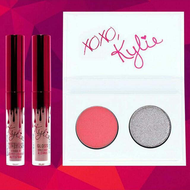 Kylie Valentine Edition Sweet Heart Mini Kit