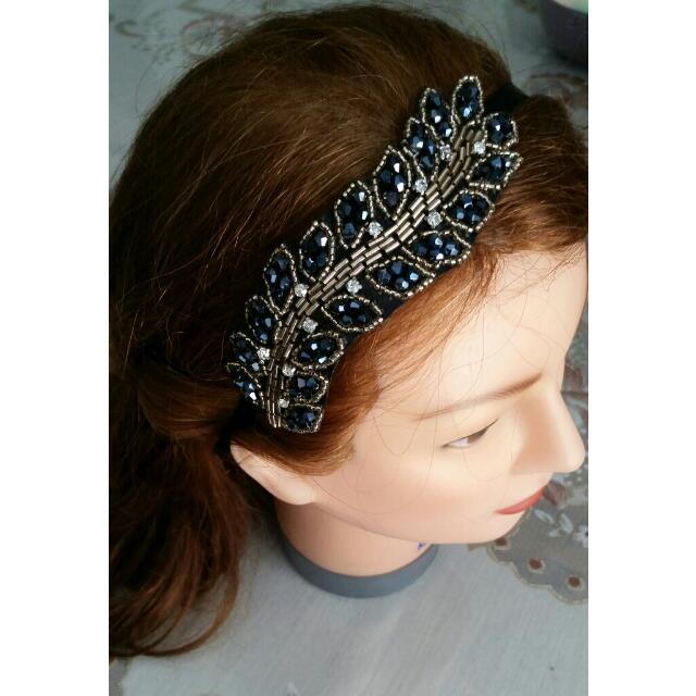 Leaf Hairband