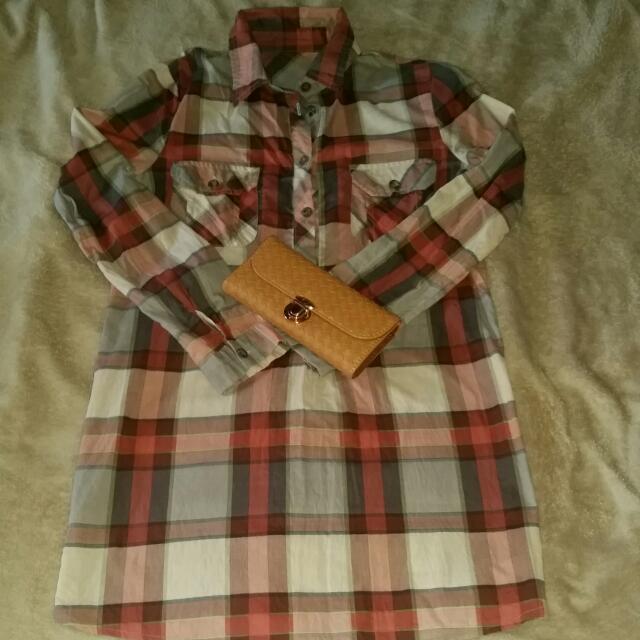 Re-priced Long Sleeve Cute Dress