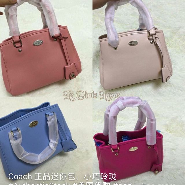 Looking For Coach Small Bag