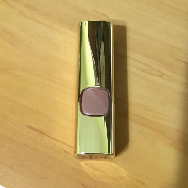 L'Oréal巴黎萊雅 純色訂製唇膏 B404奶茶裸膚