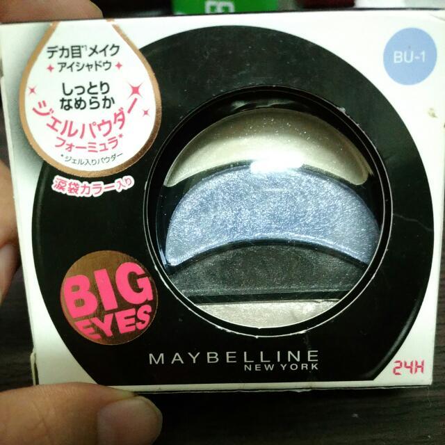 Maybelline極致大眼眼彩盤 眼影