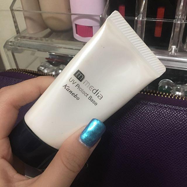 media媚點 UV防護妝前乳30g