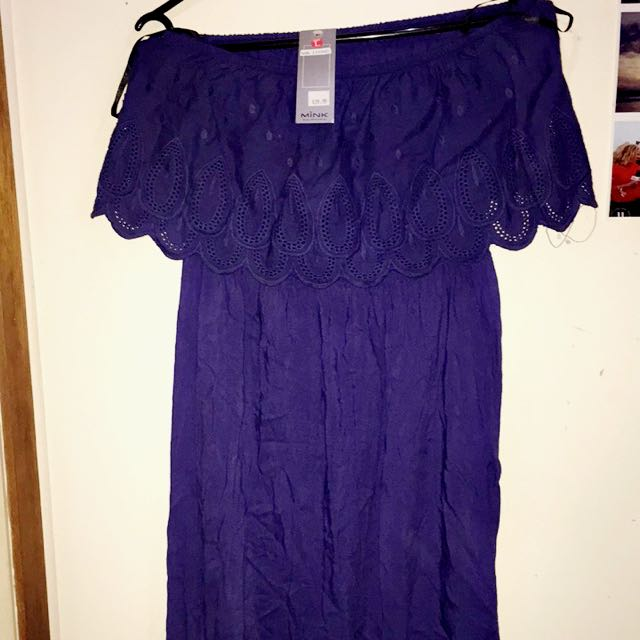 MINK dress Never Used!