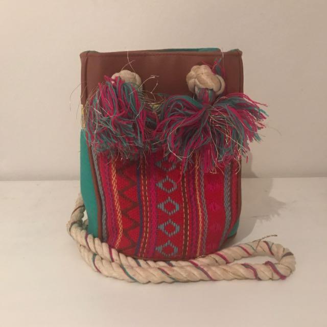 Multicoloured Bag