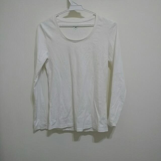 net白色棉質衣