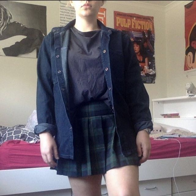 NEUW denim shirt