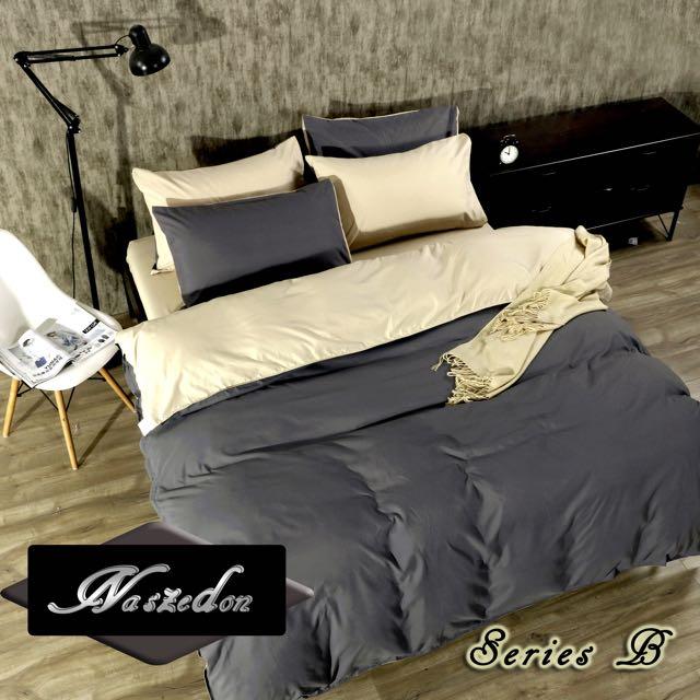 New 1850 Thread Bedding Sheet Set