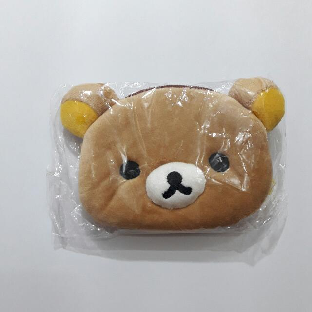 Original Rilakkuma Coin Purse