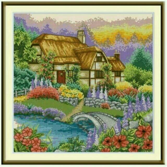 Paket Kristik cottage