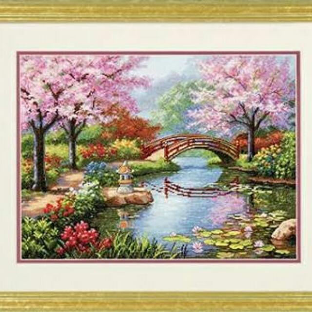 Paket Kristik Japanese Garden