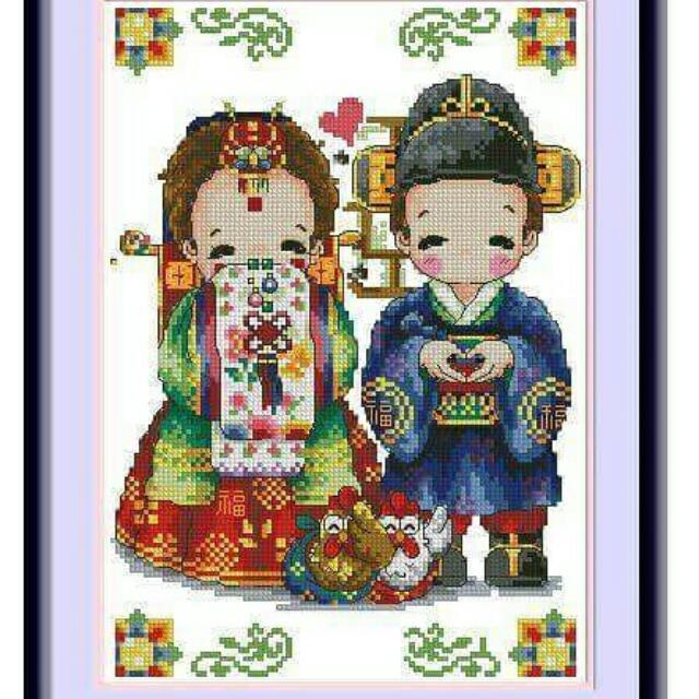 Paket Kristik Korean Couple