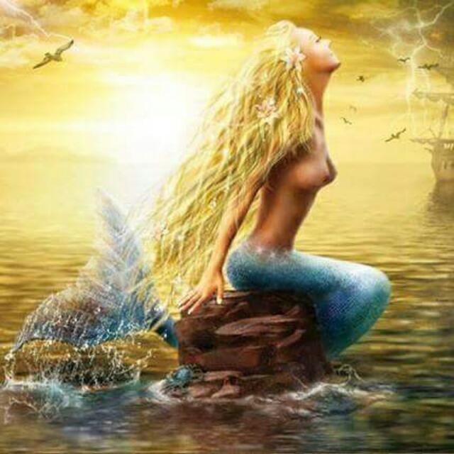 Paket Kristik Mermaid