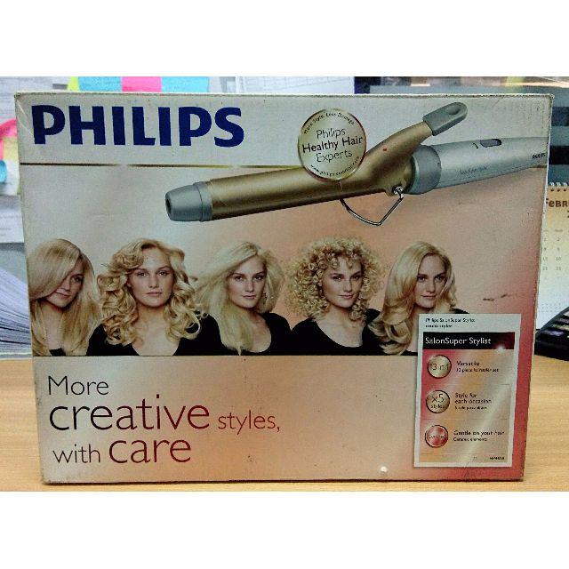Philips multi-styler