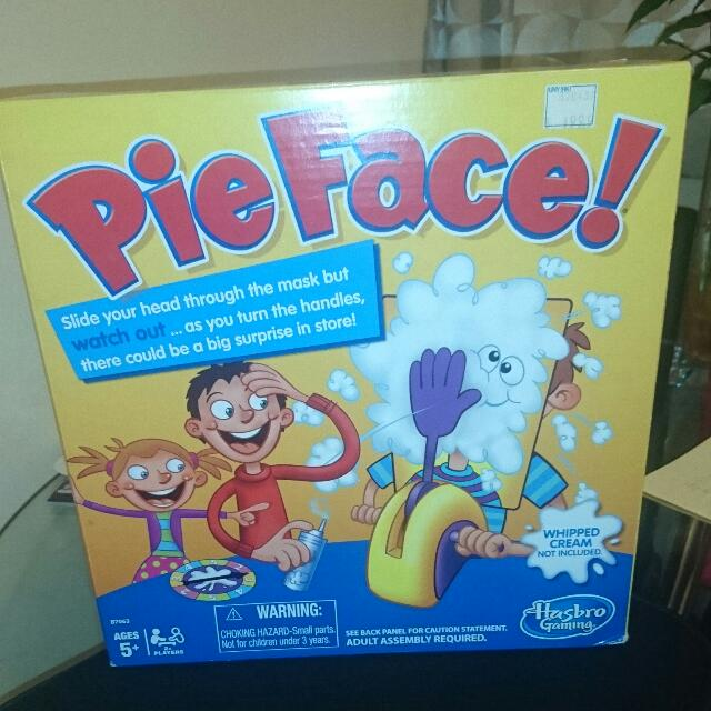 Pie Face 1 - Very Very Good Game