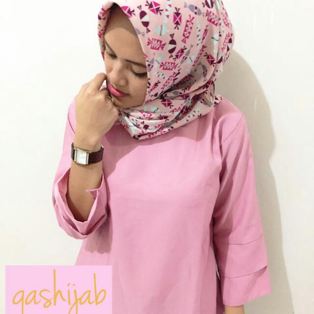 Pinkish Blouse