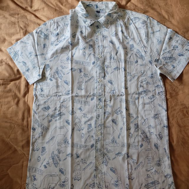 Preloved H&M Shirt Ori