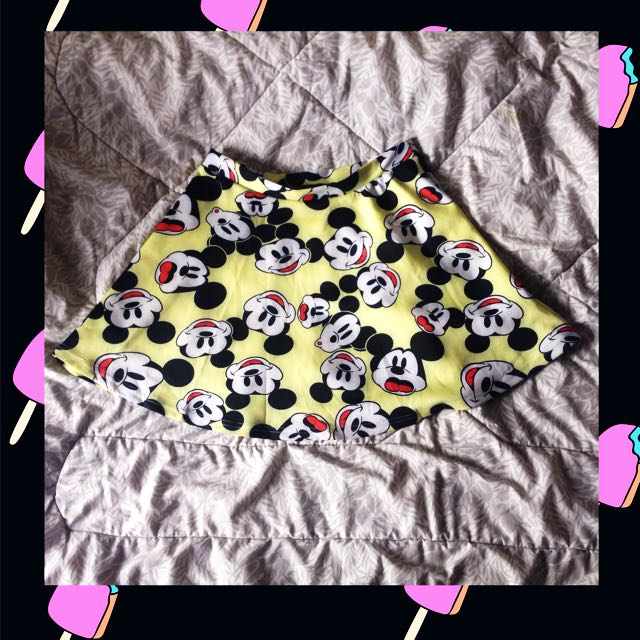 SALE Rok Mickey Mouse Forever21