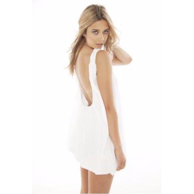 Sabo skirt bubble dress