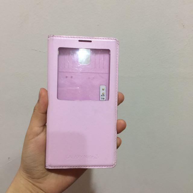 samsung note 3 case pink