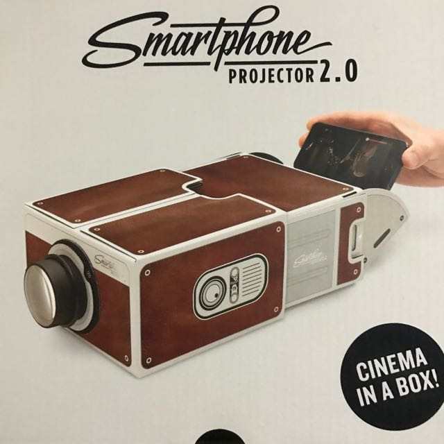 Smartphone Projector (v 2.0)