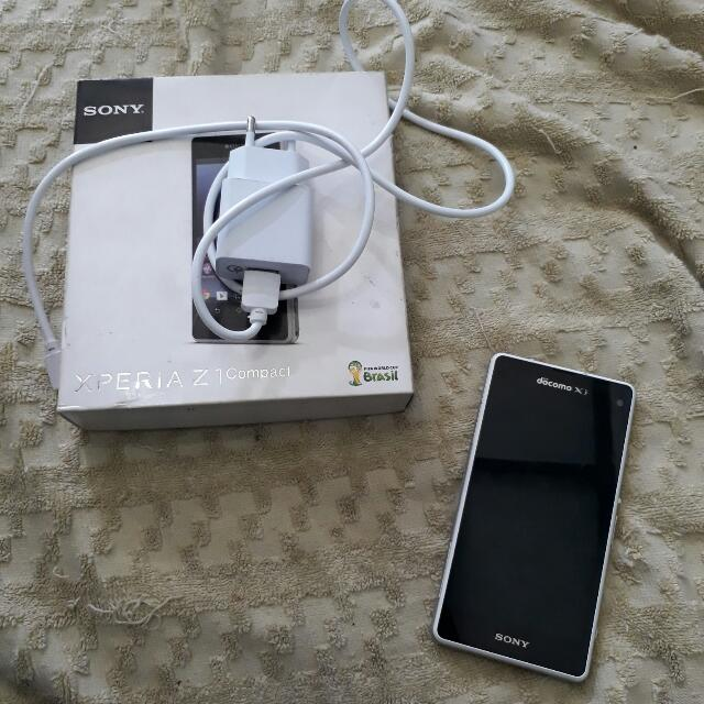 Sony Z2 Compact
