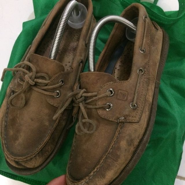 Sperry Topsider Sahara Size 42 Minus