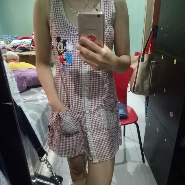 Sweet Mickey Dress
