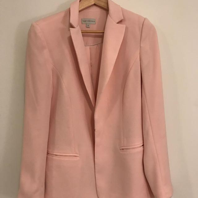 Target Pink Jacket