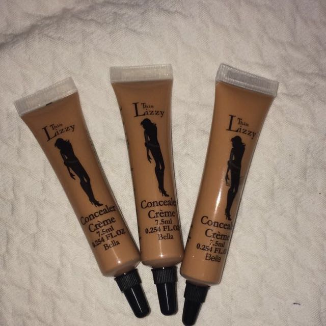 Thin Lizzy concealers