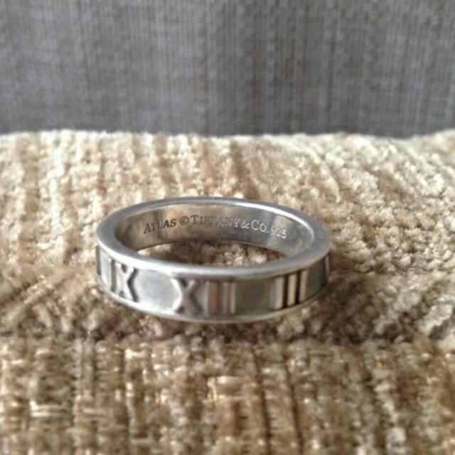 正品tiffany羅馬戒指